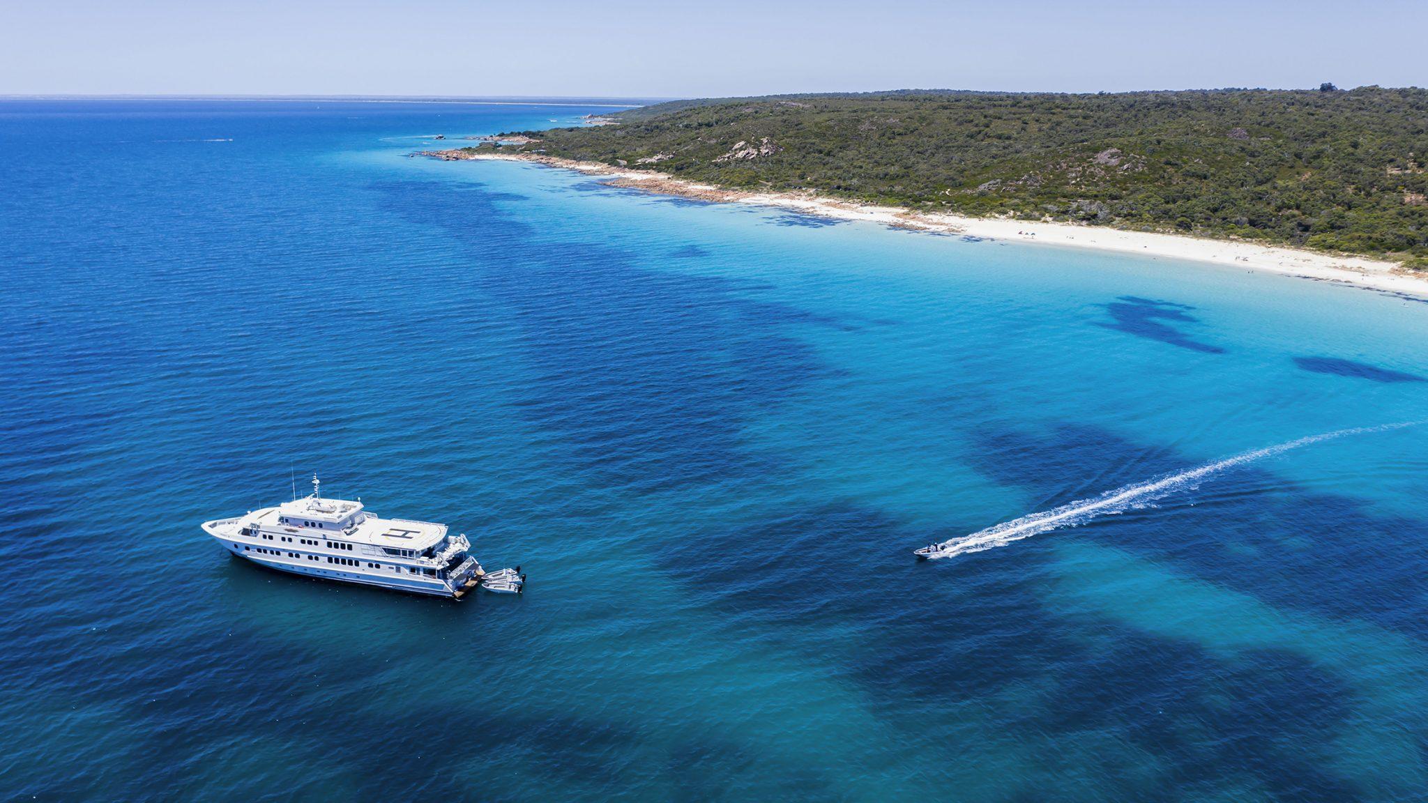 True North Cruise in marine WA