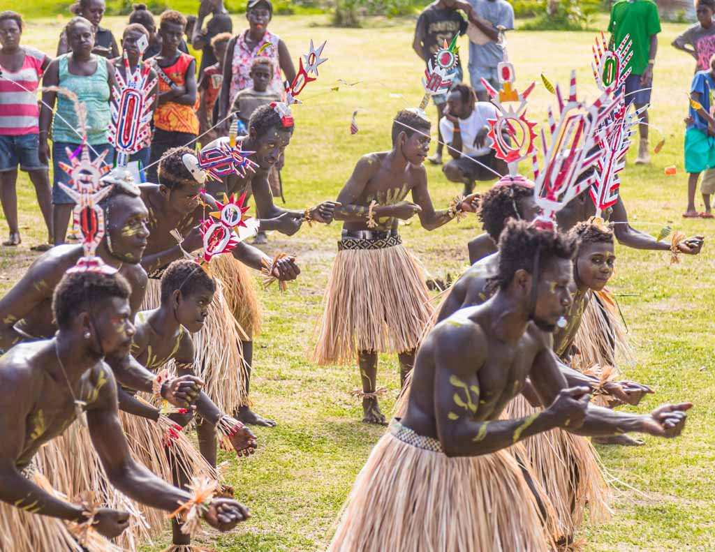 PNG Bougainville georg berg Tribe
