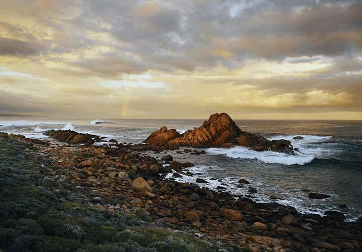 Sugarloaf Rock and Smiths Beach to Wyadup Rocks.