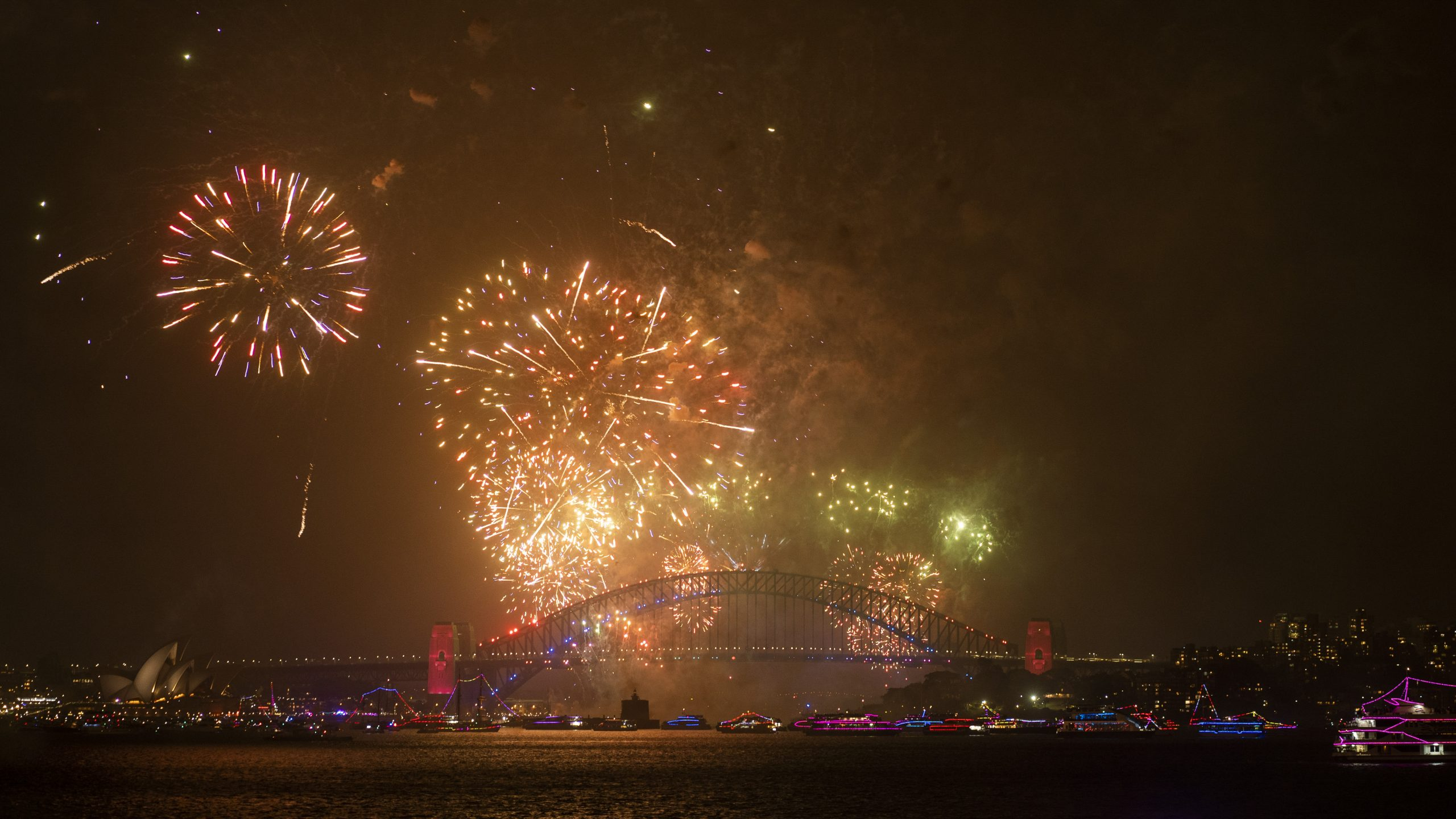 True North Sydney Harbour NEW YEAR EVE Cruise