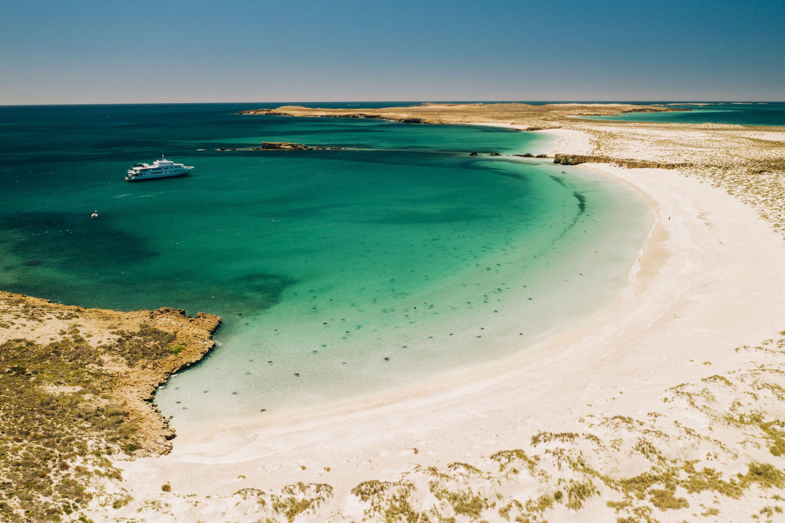Explore Australia West Coast -  True North West Coast Cruises
