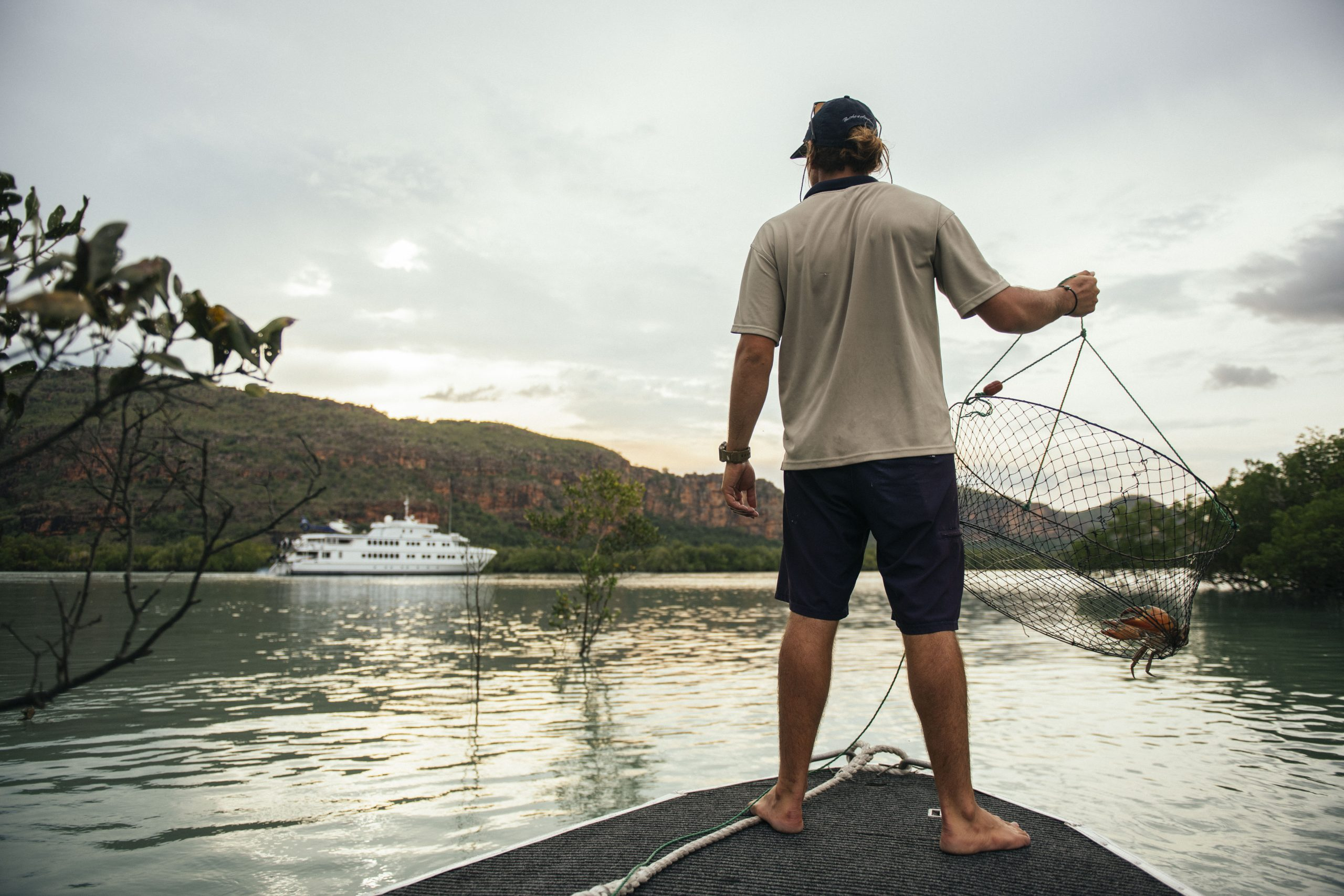Experienced and knowledgeable fishing