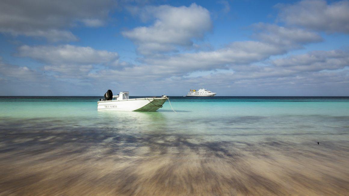 True North Adventures Boat