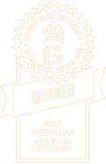 Best Australian Adventure Experience - The Gold List Awards 2015