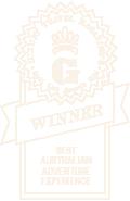Best Australian Adventure Experience - The Gold List Awards 2014