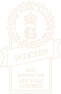 Best Australian Adventure Experience - The Gold List Awards 2013