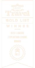 Best Luxury Expedition Cruise Brand - Travel Gold List Winner