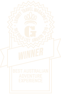 Best Australian Adventure Experience  - The Gold List Awards 2016