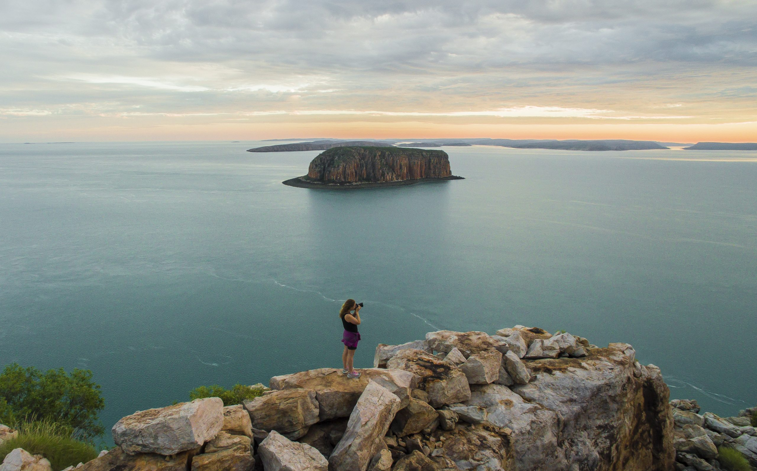 Photography in the Kimberley