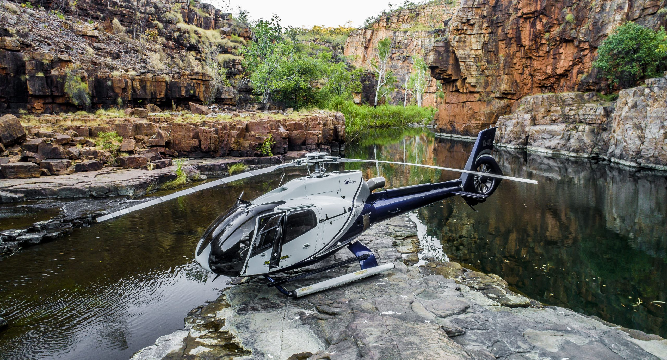 Helicopter Adventure Cruise
