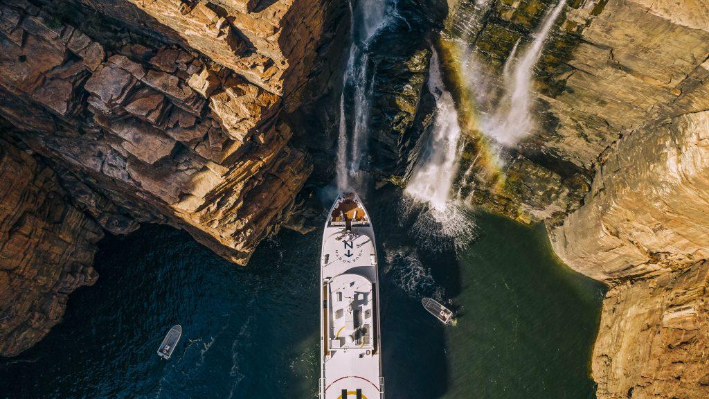 Kimberley Waterfalls Cruise