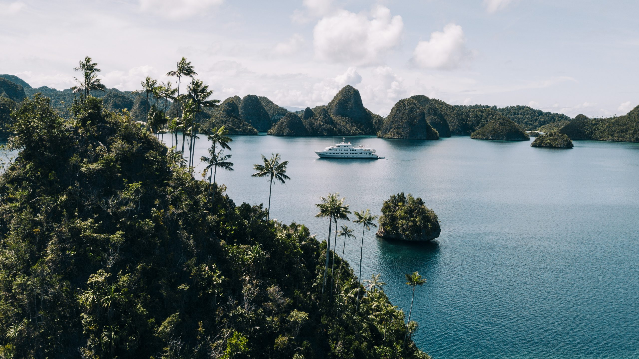 Indonesia and West Papua | True North Cruise